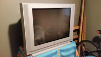 Television JVC A donner  ( Cathodique )