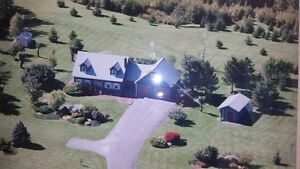 Immaculate NS 4+ Acre Home Minutes to Outdoor Fun and Play