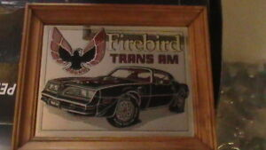 Vintage Firebird Trans Am Mirror Kitchener / Waterloo Kitchener Area image 1