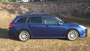 2011 Subaru Liberty B5 MY11 2.5i Lineartronic AWD Blue 6 Speed Constant Variable Sedan