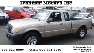 2008 Ford Ranger XL 4x4 3 MONTH LUBRICO WARRANTY INCLUDED