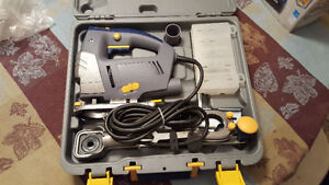 Serpentine Saw Kit – Really Good Condition