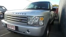 2003 Land Rover Range Rover L322 03MY HSE Silver 5 Speed Automatic Wagon Burleigh Waters Gold Coast South Preview