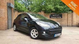 image for 2010 Peugeot 207 1.4 VTi Sport 3dr Manual Hatchback in Black