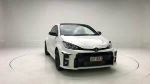 2020 Toyota Yaris Gxpa16R GR White 6 Speed Manual Hatchback Salisbury Brisbane South West Preview