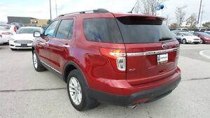 2014 Ford Explorer XLT, 4WD, Lthr, Dual Moonroof, Nav Kitchener / Waterloo Kitchener Area image 3