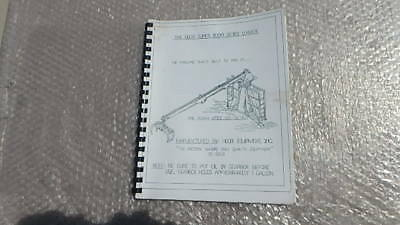 Wood Super 8000 Loader Maintenance Parts Manual 10