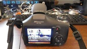 Sony - DSC-H300 20.1-Megapixel Digital Camera