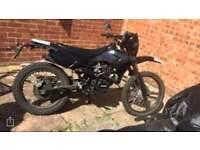 shineray 125 project or field bike