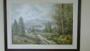 4 PAINTINGS EACH $150 ONE @ $450 Oakville / Halton Region Toronto (GTA) image 5