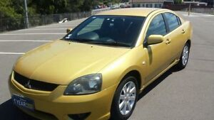 2007 Mitsubishi 380 DB Series II VR-X Gold 5 Speed Auto Sports Mode Sedan Revesby Bankstown Area Preview