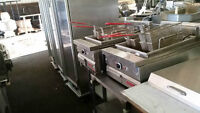 Fridges, Coolers, Food Display Cabinets, Cafe Tables, Chairs