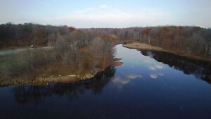 Cranberry Lake Waterfront Building Lot