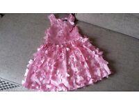 Designer Dress DAVID CHARLES Age 6