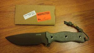 Busse BG BATAC knife