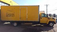 2004 GMC box truck