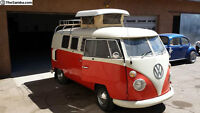 Wanted volkswagon to buy a 1967  and older  split bus