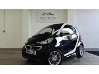 SMART FORTWO 1.0 MHD Passion Softouch 2dr (black) 2014
