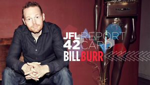 Bill Burr - Sept 23 at 9:45 pm - Sony Centre