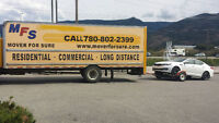 THE BEST MOVING AND STORAGE ($65/H FOR DUMPING SERVICE )