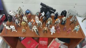 37 Collectible Star Wars Action Figures