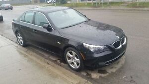 2008 BMW 5-Series 535 Xi Sport Package Sedan
