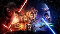 Star Wars: The Force Awakens - Opening Weekend IMAX Colossus