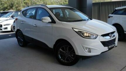 2015 Hyundai ix35 LM Series II Elite (AWD) White 6 Speed Automatic Wagon Port Macquarie Port Macquarie City Preview