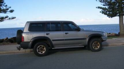 2001 Nissan Patrol Wagon Scarborough Redcliffe Area Preview