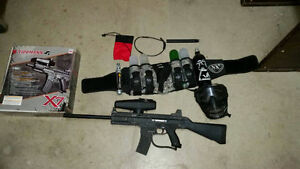 Tippman X7 Marker and Acc. | PRICED TO SELL! |