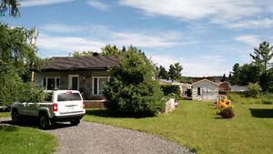 Maison à vendre à St-Alphonse-Rodriguez *Accès au Lac Cloutier!*