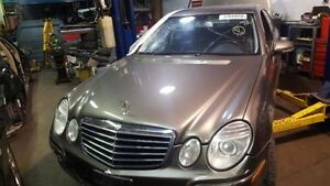 2007 Mercedes Benz E350 E Class 4 Matic - Part Out / Parting Out