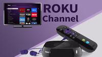 ROKU ANDROID TV BOX WOWTV 20$ RokuPLAY- TVPLAY 25$ - TVonIP 15$