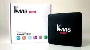Android Boxes (KM8 Pro)