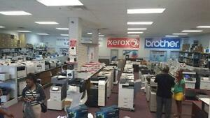 New &  Used Laser Copiers Printers Canon Xerox Sharp Minolta HP