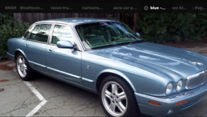 2004 JAGUAR XJ8 4.2 V8 FLAWLESS 1 OWNER GORGEOUS INSIDE AND Out