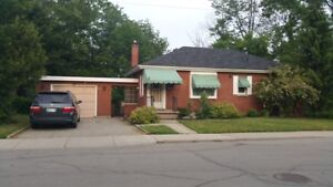 House for lease near McMaster University