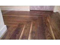 Hardwood- Laminate - Vinyl Floor Fitter