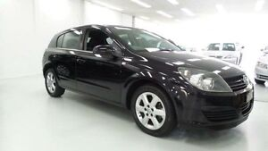 2006 Holden Astra AH MY06 CD Black 4 Speed Automatic Hatchback Artarmon Willoughby Area Preview