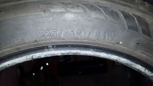 ***LIKE NEW TOYO PROXES 4PLUS TIRES***