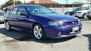 2004 Ford Falcon BA Mk II XR6 4 Speed Sports Automatic Sedan Blair Athol Port Adelaide Area Preview