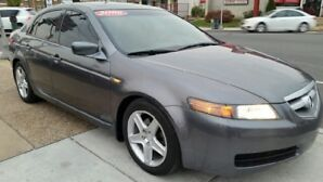 2006 Acura TL TECH SPORT PKG--HEATED LEATHER-SUNROOF--ONLY 136K
