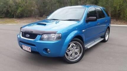2007 Ford Territory Turbo Wagon