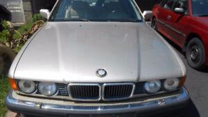 BMW 750 ILA