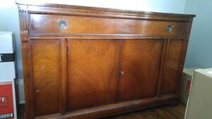 Vintage Andrew Malcolm Sideboard/Buffet