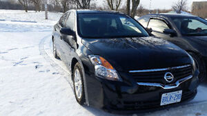 2009 Nissan Altima S 4cyl Runs Like New *Low kms*