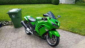Kawasaki Ninja ZX14R excellente condition