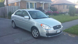 2009 Hyundai Accent  - 3995$ OR TRADE FOR MOTORCYCLE