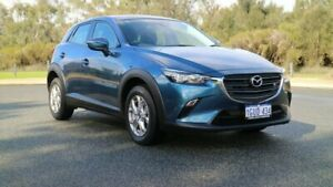 2019 Mazda CX-3 DK2W7A Maxx SKYACTIV-Drive FWD Sport Blue 6 Speed Sports Automatic Wagon Cannington Canning Area Preview