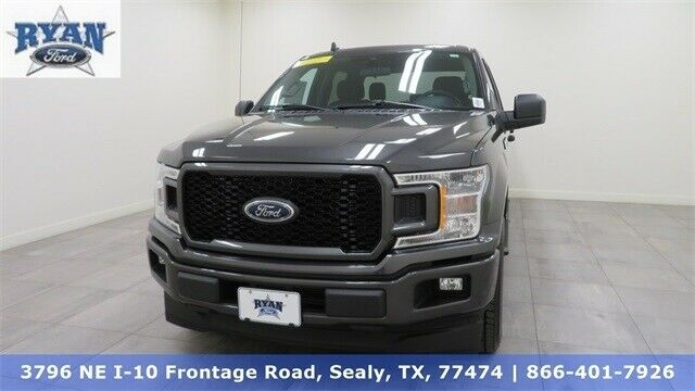 Magnetic Ford F-150 with 0 available now!